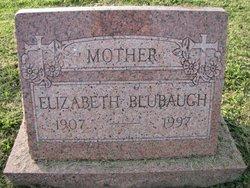 Elizabeth <I>Morgan</I> Blubaugh
