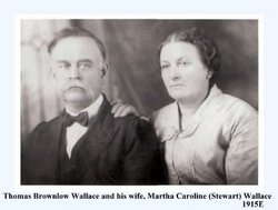 Thomas Brownlow Wallace
