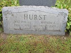 William Collins Hurst