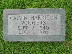 Calvin Harrison Wooters