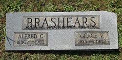 Grace V <I>Long</I> Brashears