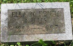 Ella Maria <I>Copp</I> Nellis