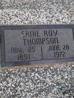 "Ernest Roy ""Ernie"" Thompson"