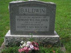 Edward William Charles Baldwin