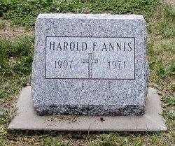 Harold Frazir Annis