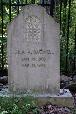 Lula Addie Bagwell