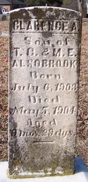 Clarence A. Alsobrook