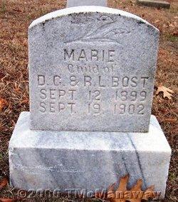 Marie Bost