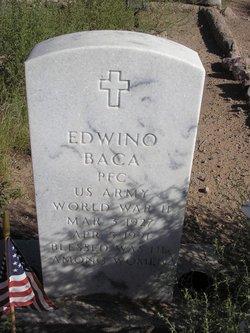 Edwino Baca