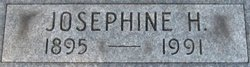 Josephine H. <I>Glick</I> Allman