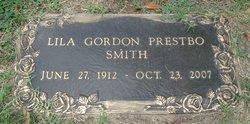 Lila Inez <I>Gordon</I> Prestbo Smith