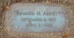 Edward Holcomb Abbott