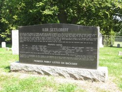 Iler Settlement Old Cemetery