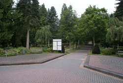 Hauptfriedhof Marburg