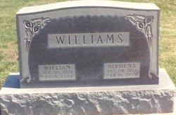 Birdena <I>Isgrigg</I> Williams
