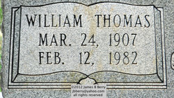 "William Thomas ""Willie"" Ashby"
