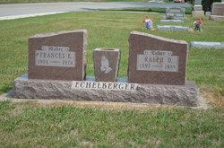 Frances <I>Umsted</I> Echelberger