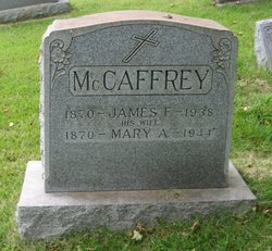 Mary Ann <I>Van Sant</I> McCaffrey