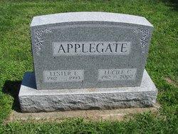 Lester Everett Applegate