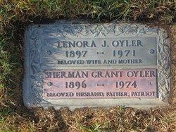 Lenora Jeanette <I>Phelan</I> Oyler