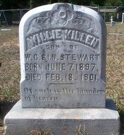 William Killen Stewart