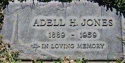 Adell Harriett Jones