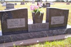 """Hazel Beatrice """"Bea"""" <I>Myers</I> Arnold"""