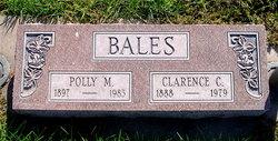 Polly Mesena <I>Burgess</I> Bales