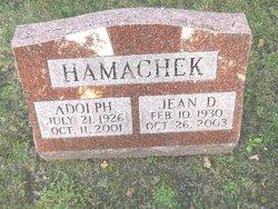 Jean Dorothy <I>Pokorski</I> Hamachek