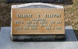 Talbert Earl Ellison
