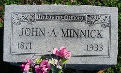John A Minnick