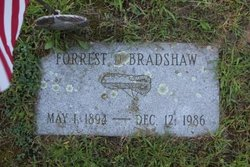 Forrest D Bradshaw