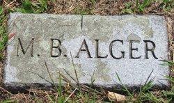 Moory B Alger