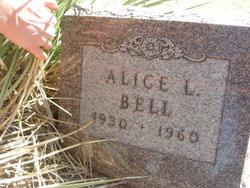 Alice L Bell
