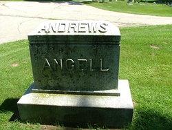 Anna <I>Angell</I> Andrews