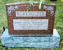 Mabel Grace Burkholder
