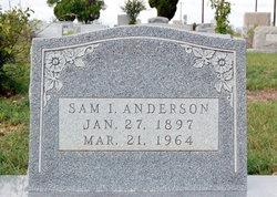 Sam I. Anderson