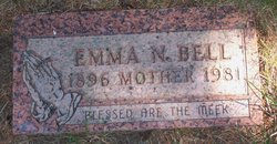 Emma Isodean <I>Nelson</I> Bell