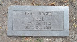Exar Elmira <I>Rogers</I> Teel