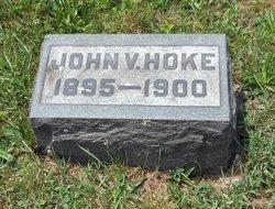 John V Hoke