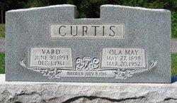 Ola Mae <I>Cargille</I> Curtis