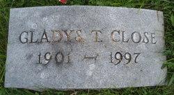 Gladys <I>Titus</I> Close