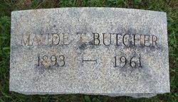 Maude <I>Titus</I> Butcher