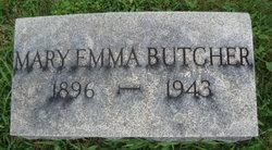 Mary Emma <I>Titus</I> Butcher