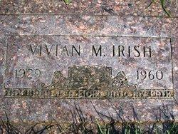 Vivian Mae <I>Pettis</I> Irish