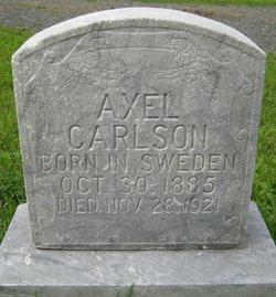 Axel Carlson
