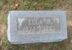 Ella M. <I>Daley</I> Bennett