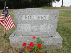 Jane L <I>Campbell</I> Rodgers