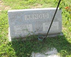 Muriel <I>Cobb</I> Arnold