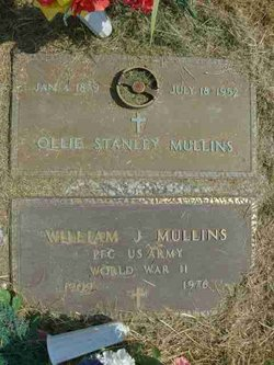 "William Jennings ""Bill"" Mullins"